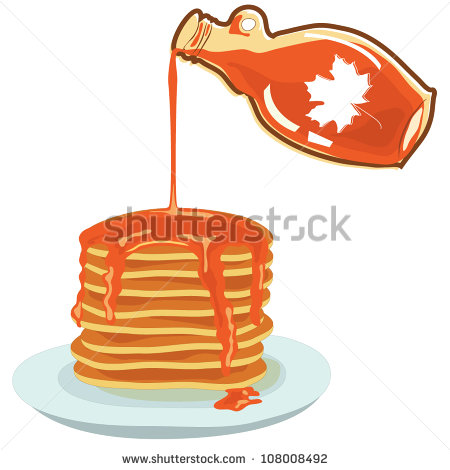 Maple Syrup Stock Vectors, Images & Vector Art.