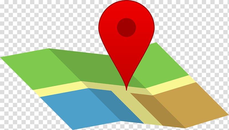 Google Map location logo, Area Digital marketing Online.
