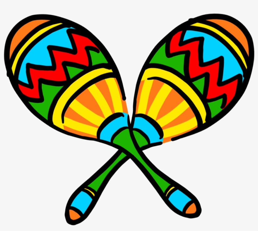 Maracas Transparent Printable Png Free Library.
