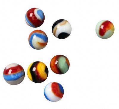 Marbles Clipart.