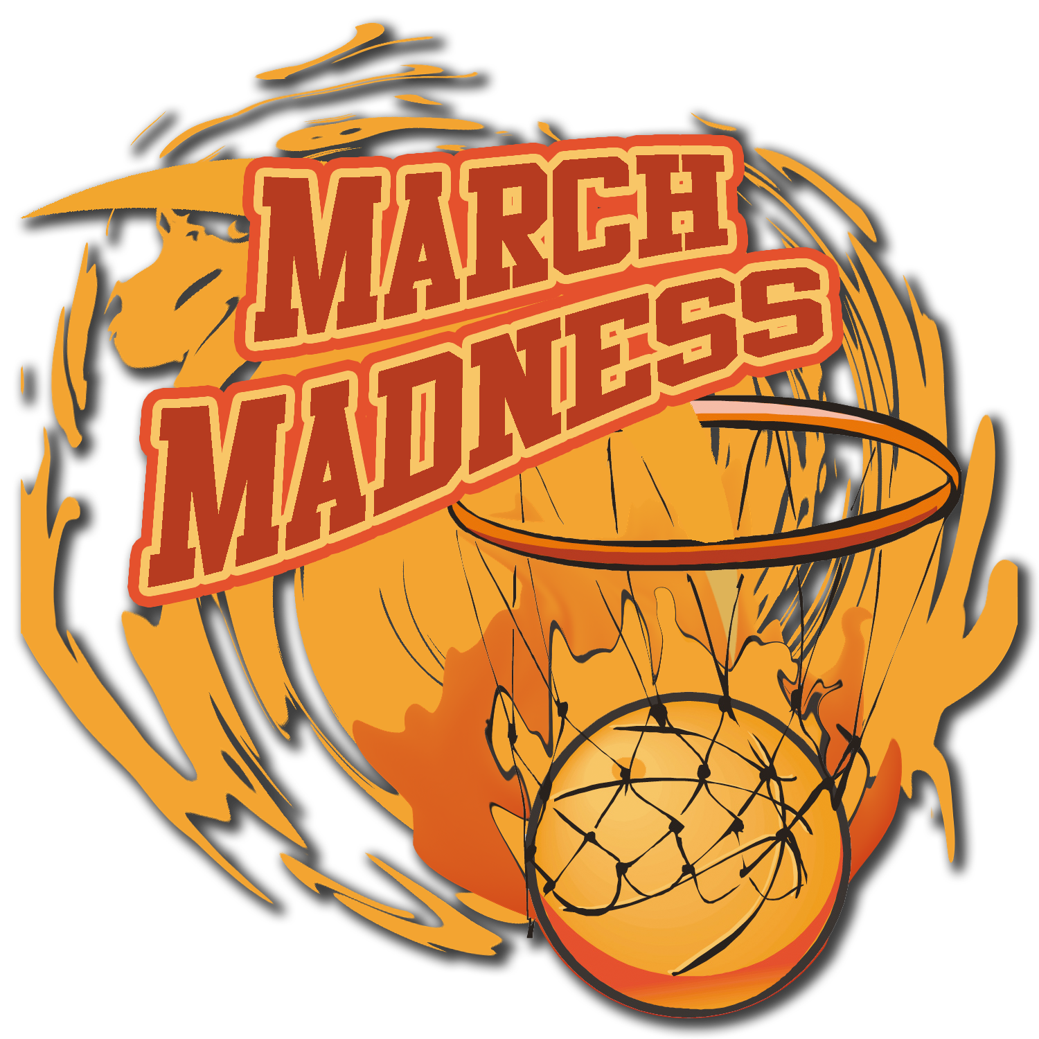 Ncaa March Madness Clipart Collection #217816.
