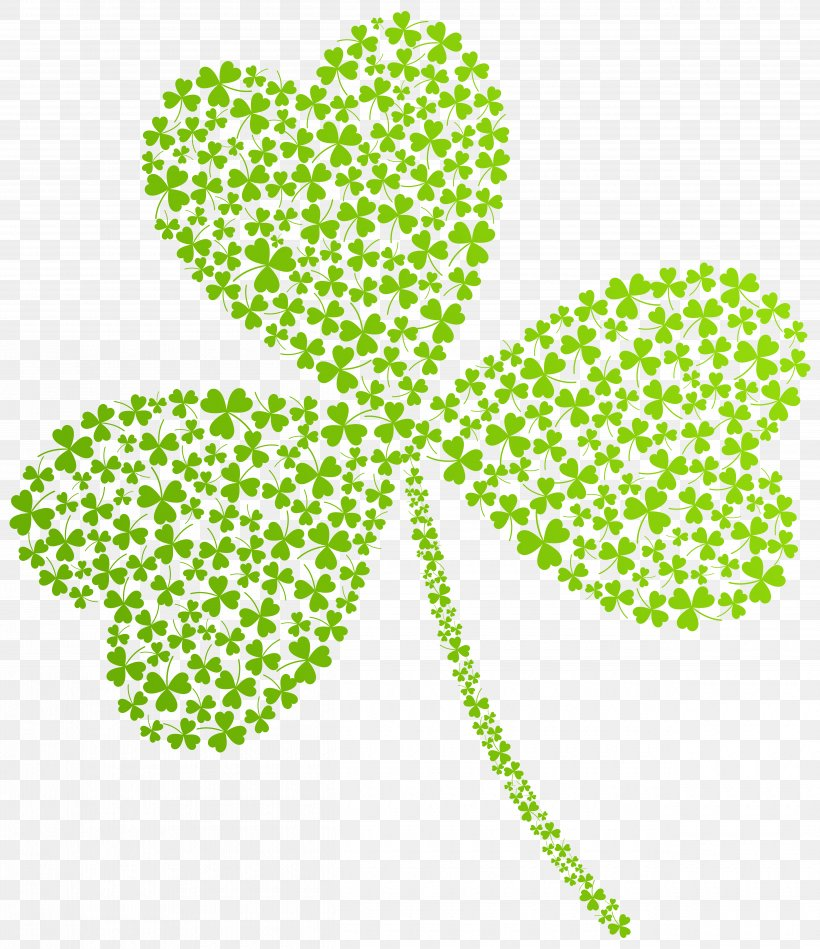 Saint Patricks Day Shamrock March 17 Clip Art, PNG.