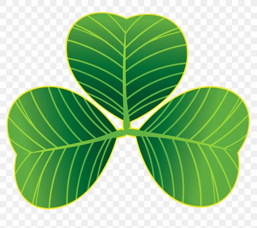 Saint Patrick\'s Day Shamrock March 17 Clip Art, PNG.