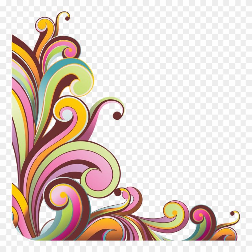 Decorativo Marcos Y Bordes Clipart (#31413).