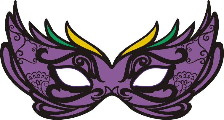 Free Mardi Gras Masks, Download Free Clip Art, Free Clip Art.