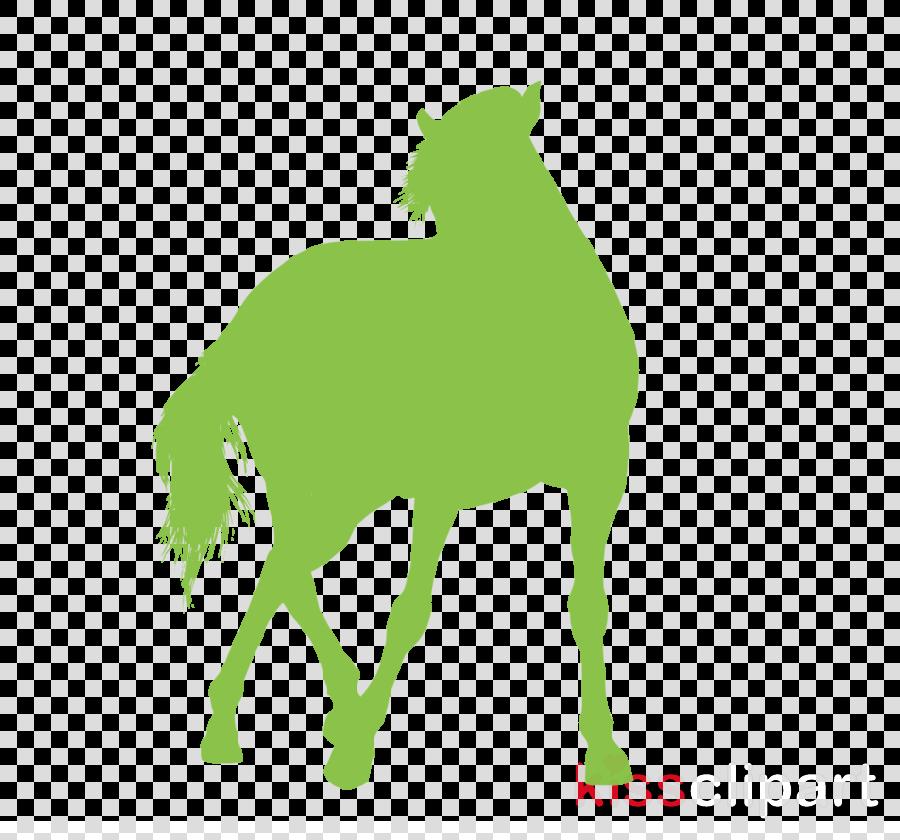 horse green mane clip art mare clipart.