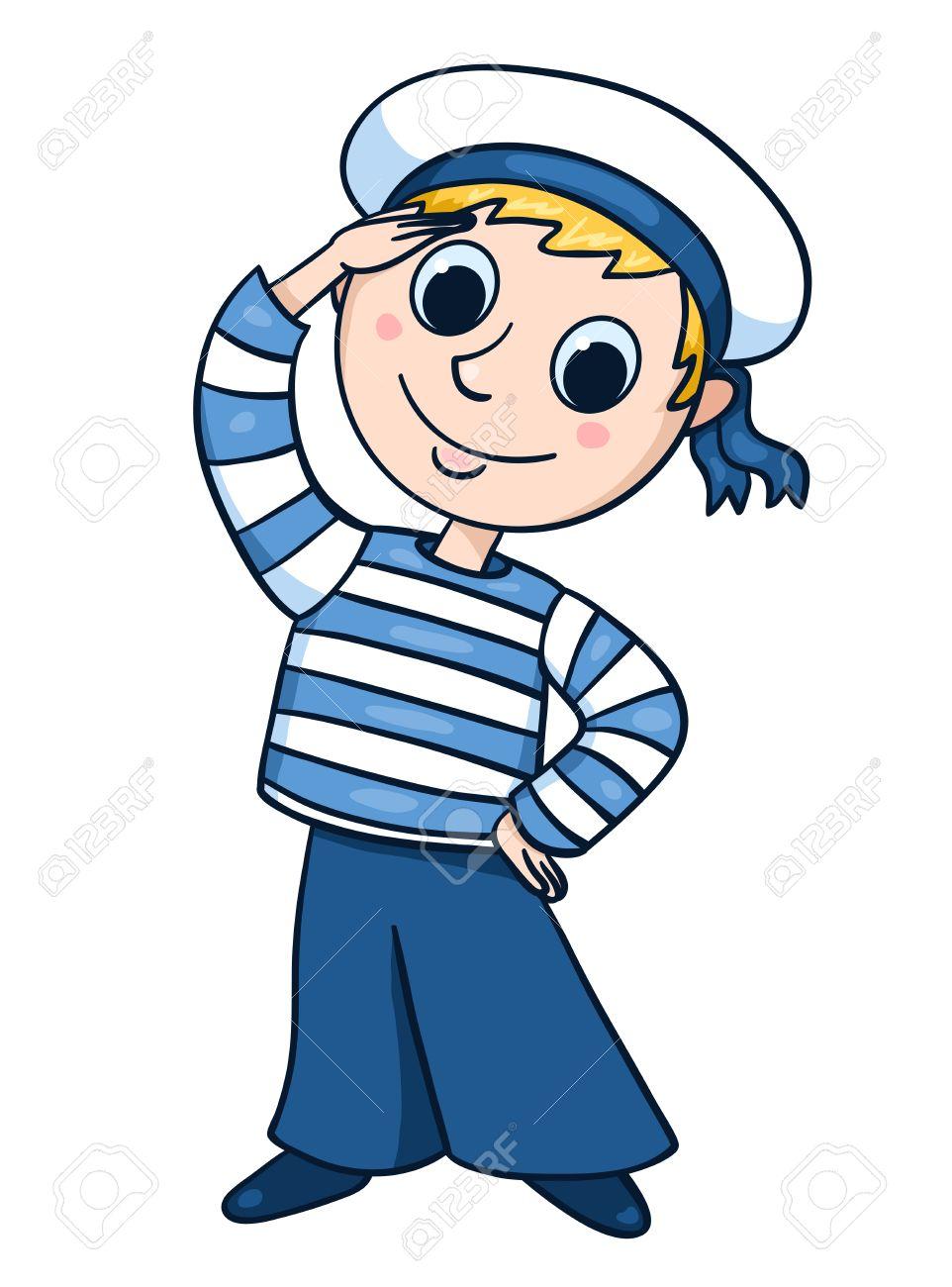 Sailor Clipart Free.