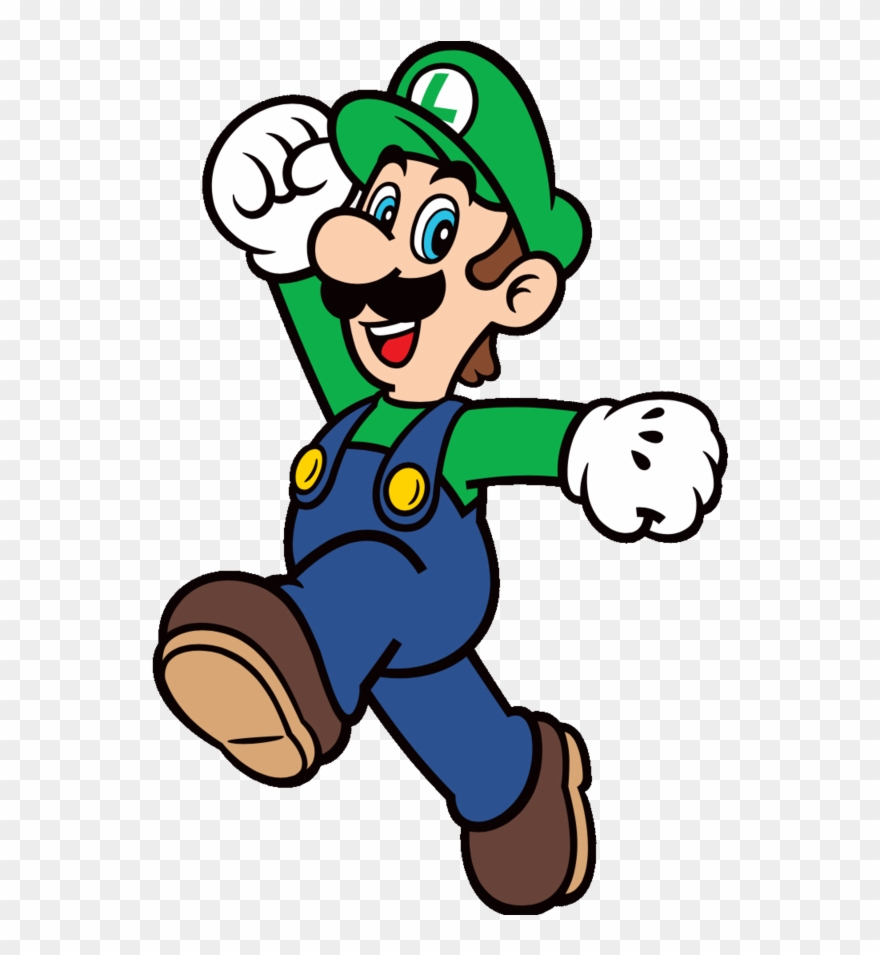 Super Mario Clipart Free Clipart.