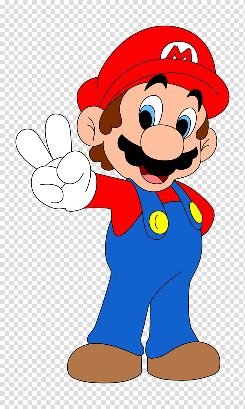 Super Mario Bros. Toad Luigi, Mario Bros transparent.