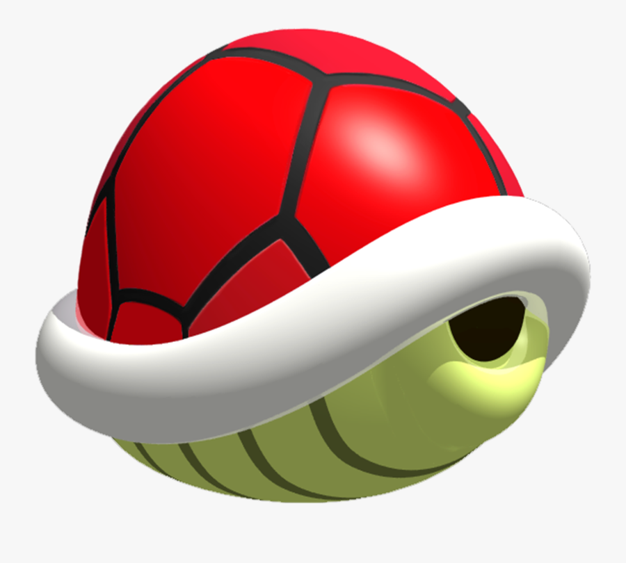 Shell Clipart Red Shell.