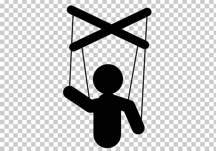 Marionette Puppetry Computer Icons PNG, Clipart, Angle, Black And.