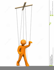 Free Marionette Clipart.