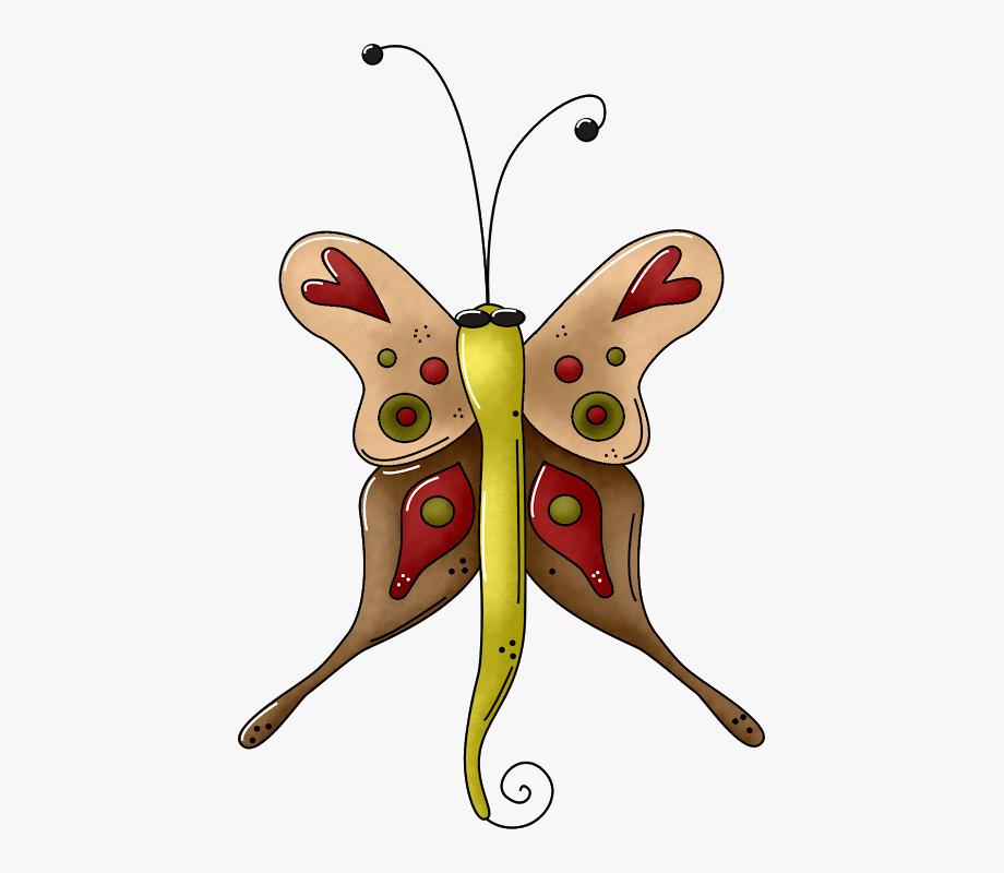 Mariposas Libélulas.