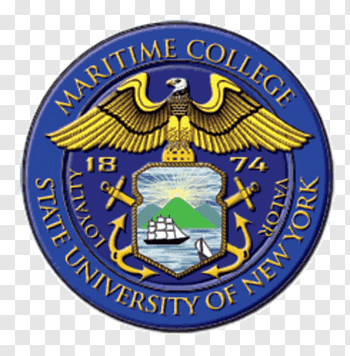 Suny Maritime College cutout PNG & clipart images.