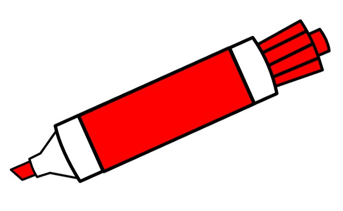 Marker Clipart.