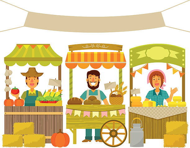 Market stall clipart 7 » Clipart Station.