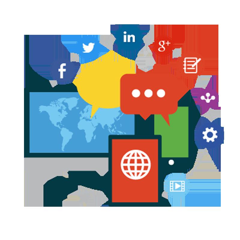 Social media marketing Digital marketing Business.