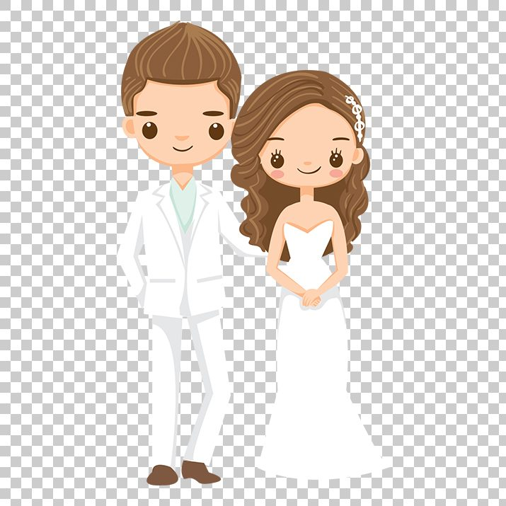 Wedding Couple Clipart PNG Image Free Download searchpng.com.