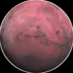 Mars Clipart.