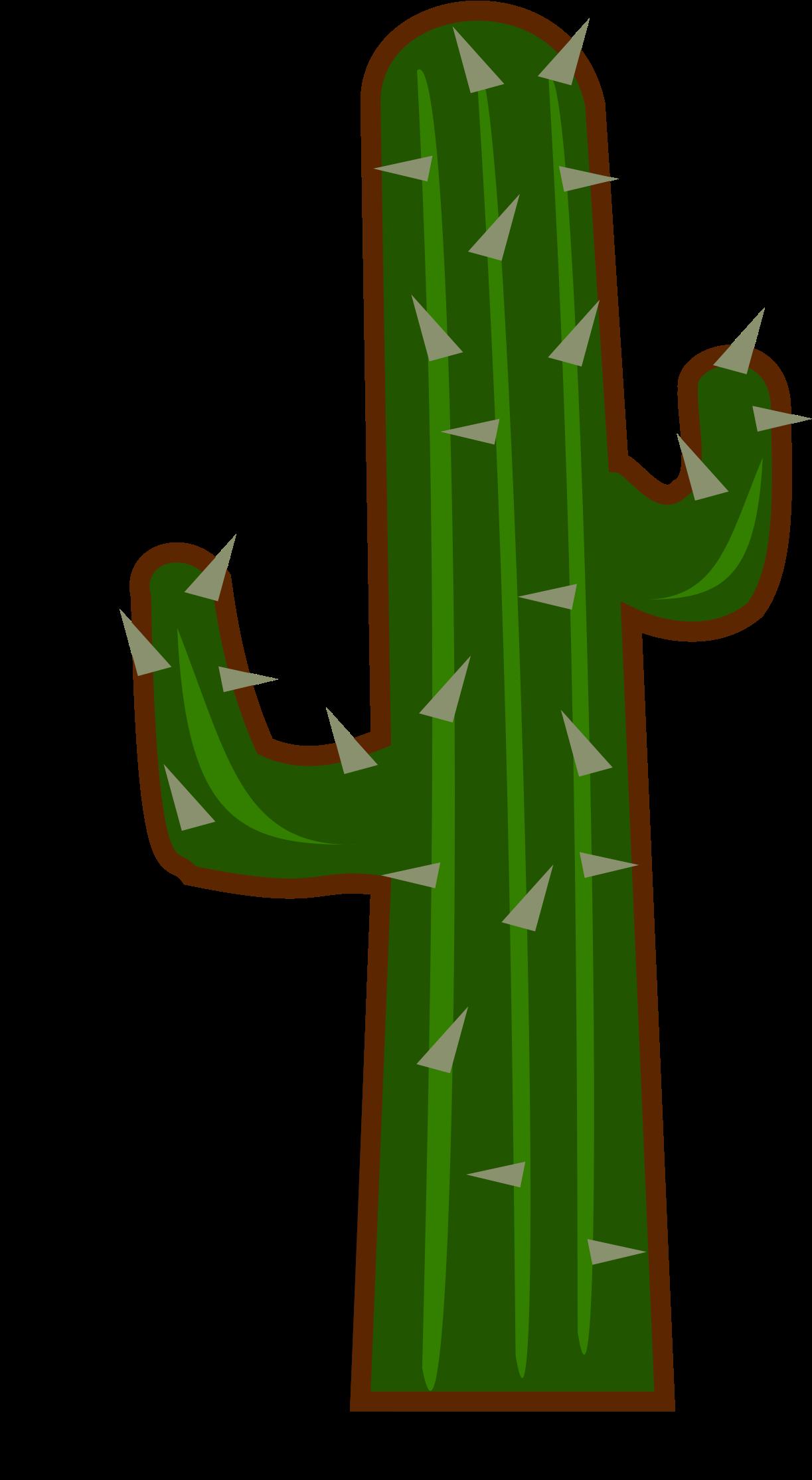 Cactus Clip Art Mart.