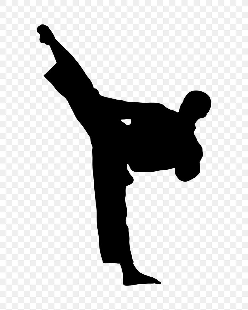 Kick Karate Martial Arts Taekwondo Clip Art, PNG, 808x1024px.