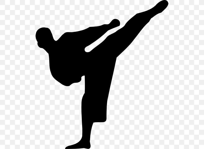 Karate Kickboxing Martial Arts Clip Art, PNG, 534x597px.
