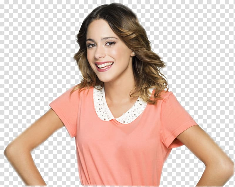 Martina Stoessel Violetta Singer Tini, model transparent.