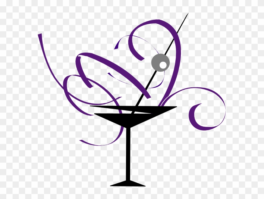Martini Glass Cocktail Glass Clip Art Vector Free Clipart.