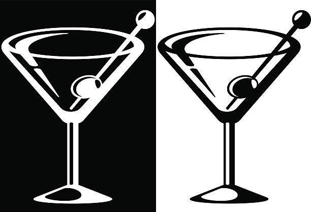 Martini Glass Vector Free at GetDrawings.com.