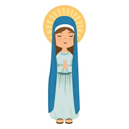 4,086 Virgin Mary Stock Vector Illustration And Royalty Free Virgin.