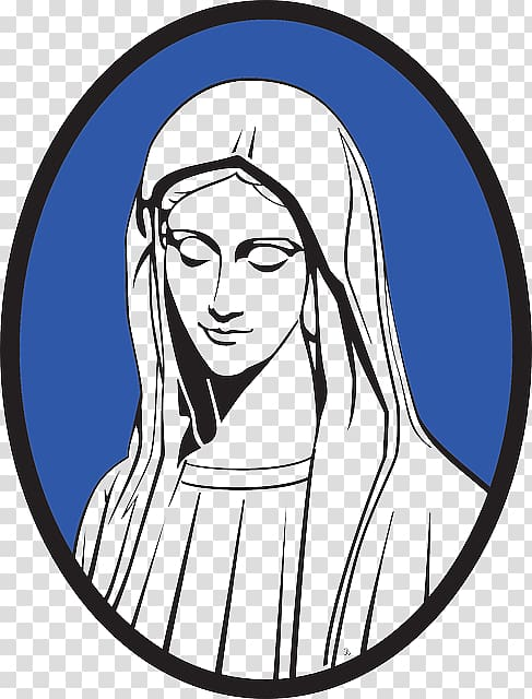 Mary Drawing , Mary transparent background PNG clipart.