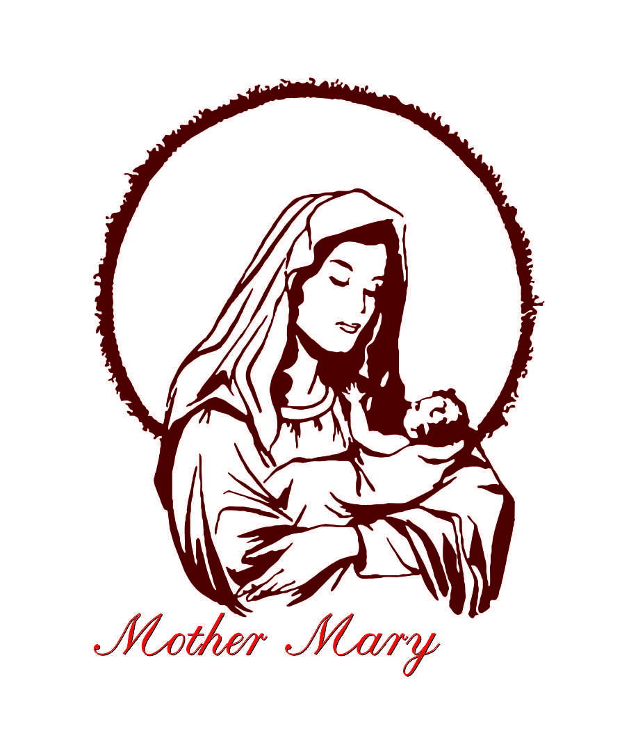 Free Virgin Mary Cliparts, Download Free Clip Art, Free Clip.