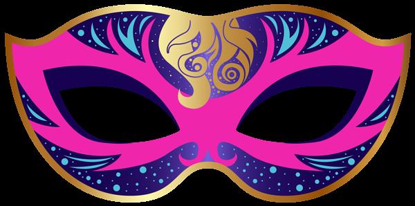 19 Máscaras de Carnaval.