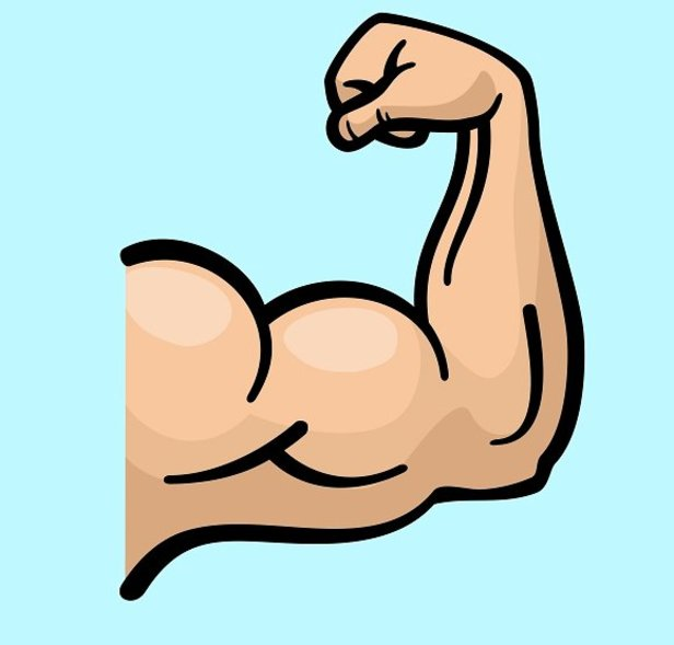 Bicep clipart masculinity, Bicep masculinity Transparent.