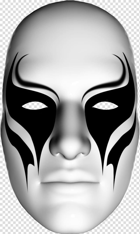 Ceramic Masks For Him transparent background PNG clipart.