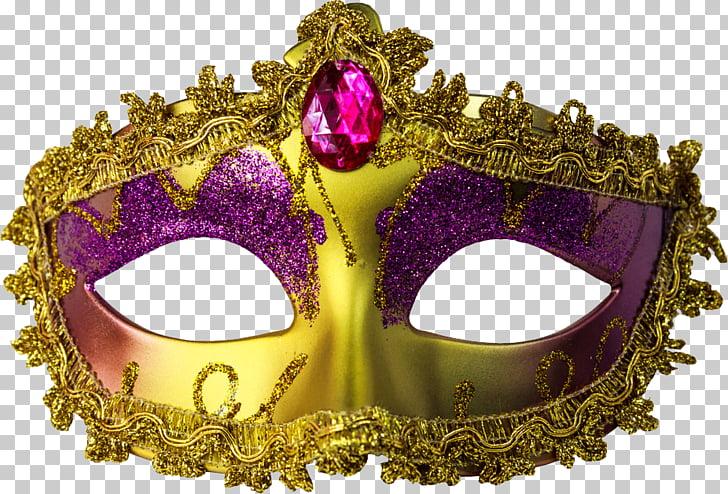 Mask Masquerade ball Photography, Golden gem mask effect.