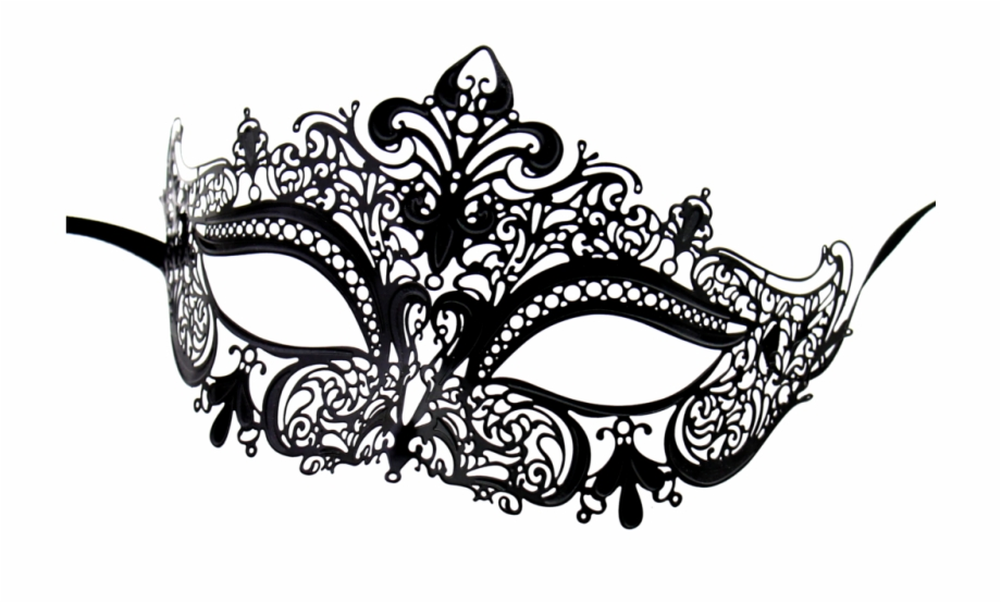 Masquerade Ball Mask Clip Art.