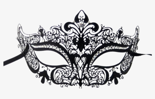 Free Masquerade Masks Clip Art with No Background.
