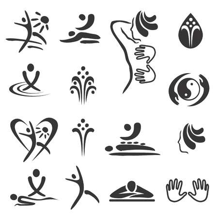1 043 Bodycare Massage Stock Illustrations Cliparts And Royalty.
