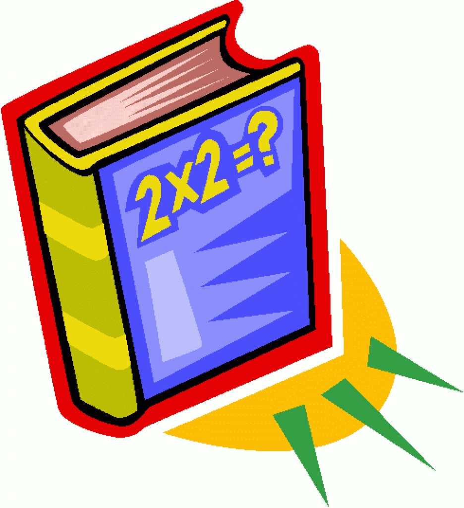 Free math clipart image 541 free math book clipart free with regard.