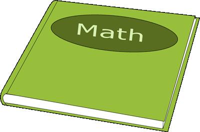 Math book clipart 2 » Clipart Station.