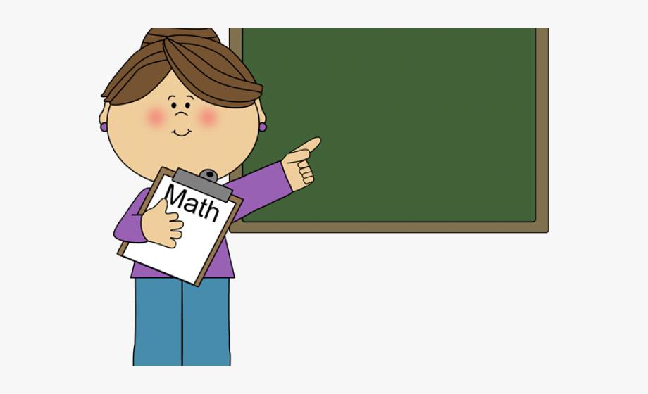 Female Teacher Clipart.