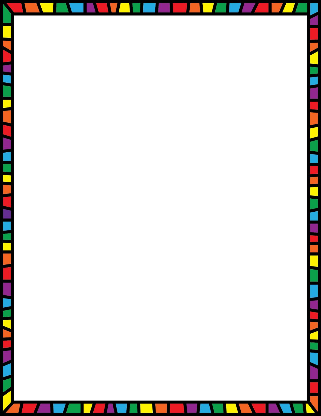 Best Math Borders Clip Art #21087.