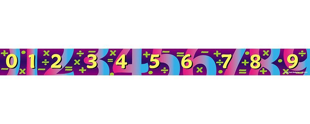Best Math Borders Clip Art #21074.