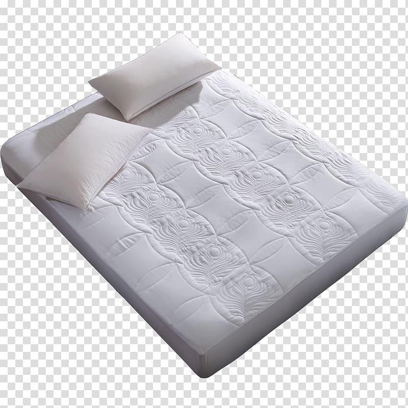 Mattress Pads Bed Sheets Duvet, Mattress transparent background PNG.