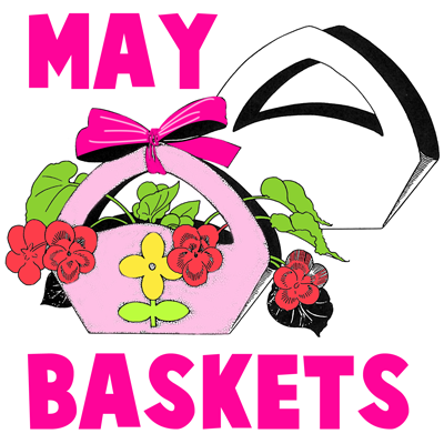 How to Make a May Basket.