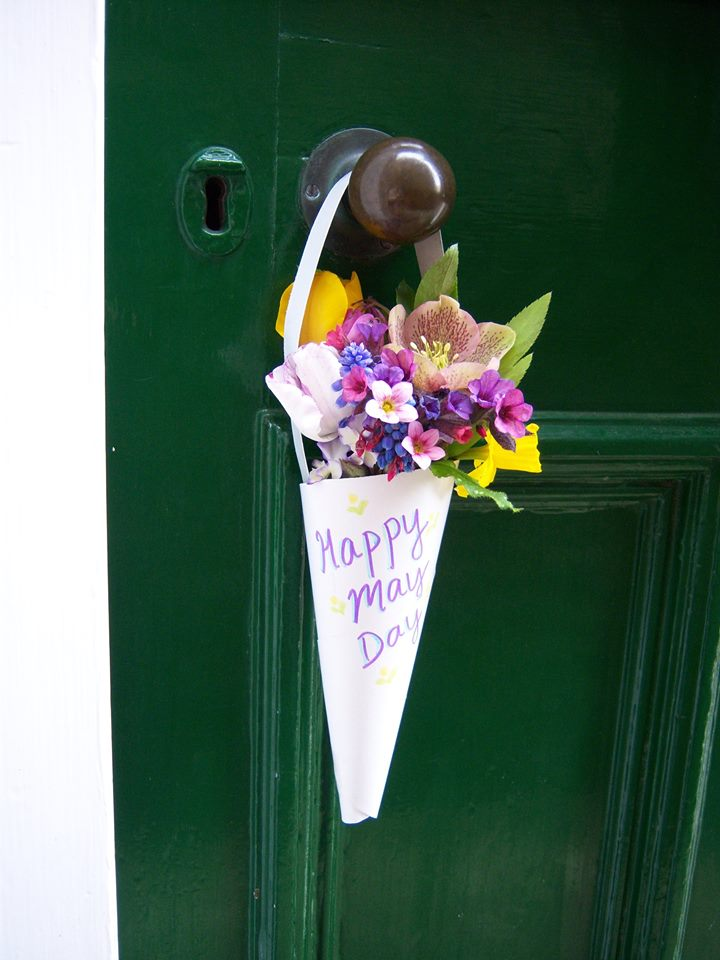 25 Most Adorable May Day Basket Pictures And Images.