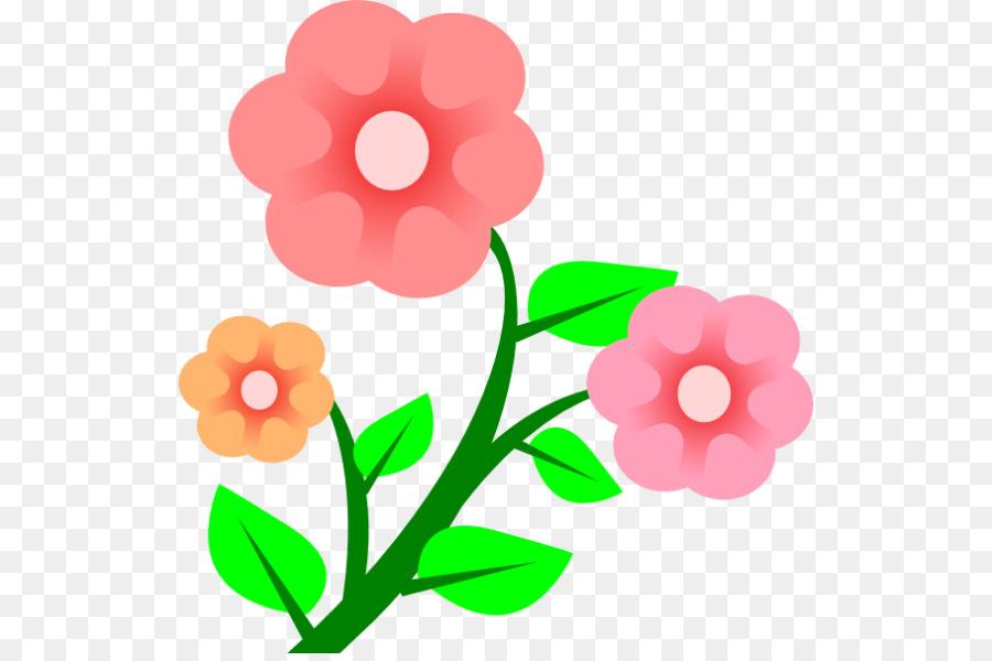 Floral Spring Flowers.