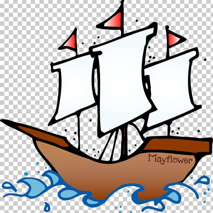 Mayflower Pilgrims PNG, Clipart, Angle, Area, Artwork, Boat.