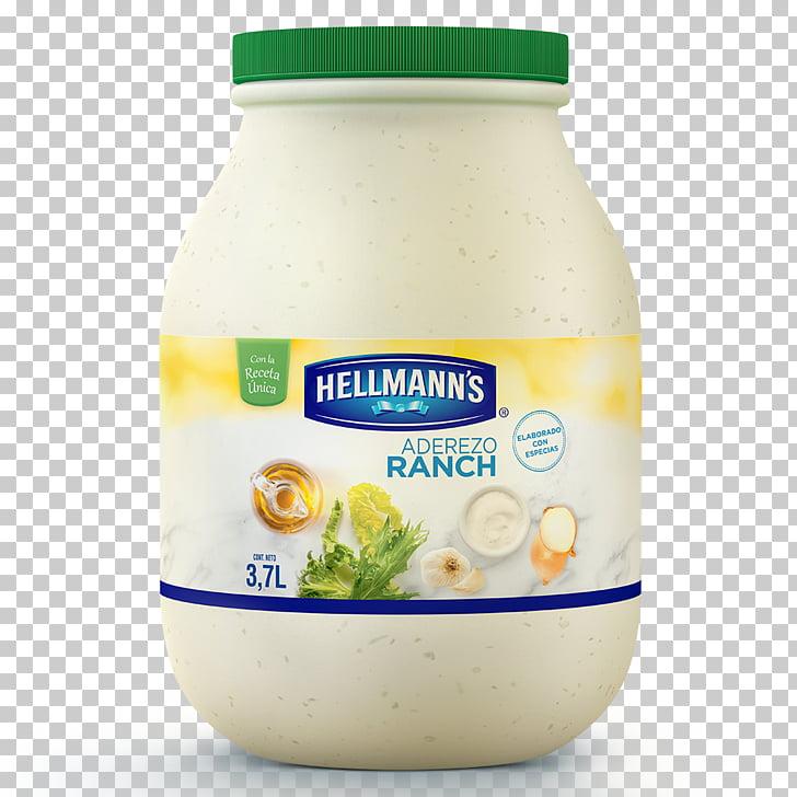 Mayonnaise Crème fraîche Caesar salad Hellmann\'s and Best.